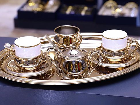 Coffee set for 2 persons