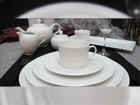 40 pieces tea set